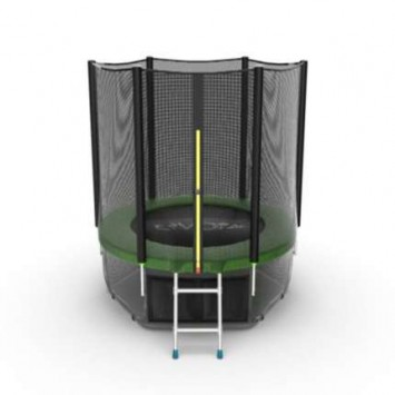 Батут EVO JUMP External 6ft Green + Lower net