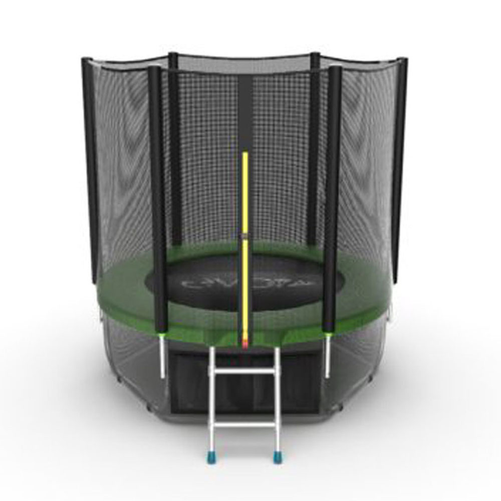 Батут EVO JUMP External 8ft Green + Lower net