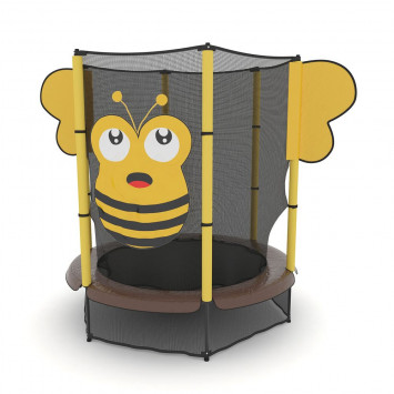 Батут UNIX line BEE 4.6 ft (140 см)