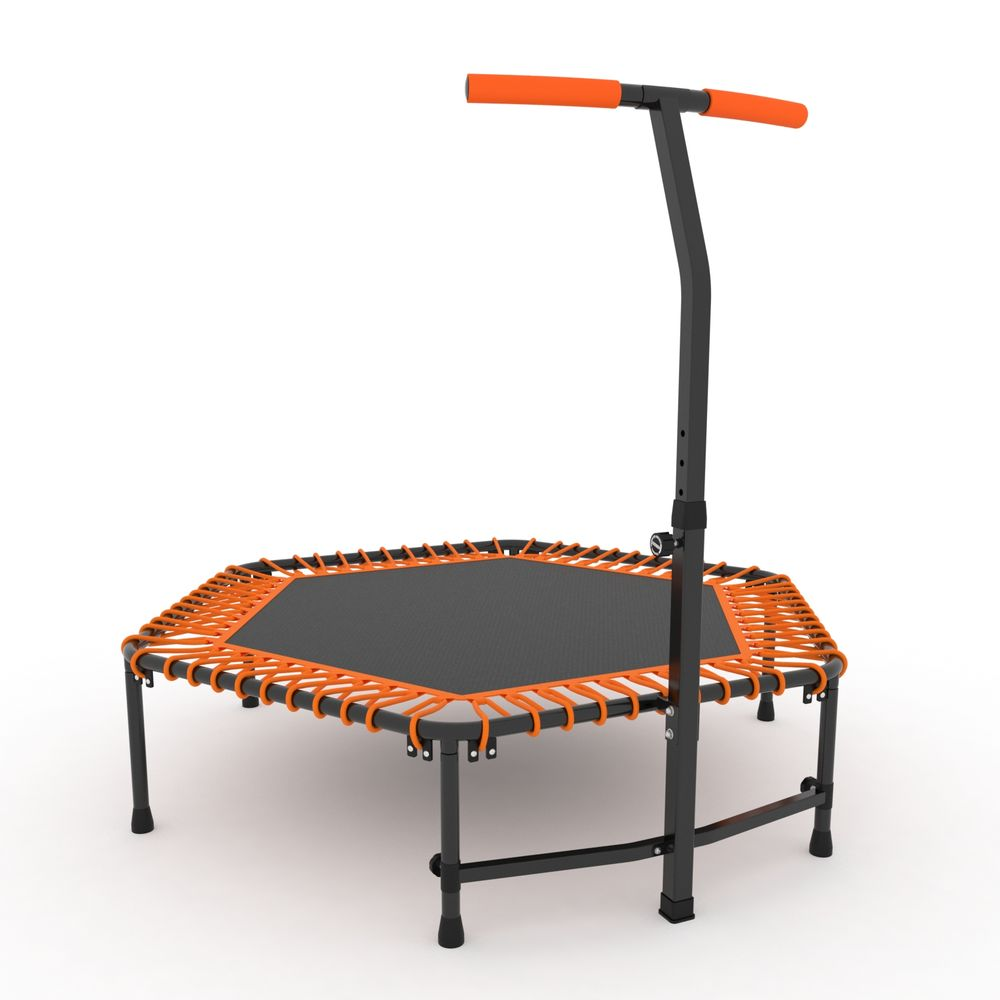 Батут UNIX line FITNESS 4.3 ft (130 см)